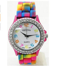 9925e8362e Popular Rainbow Crystal Watch-Buy Cheap Rainbow Crystal Watch lots ...