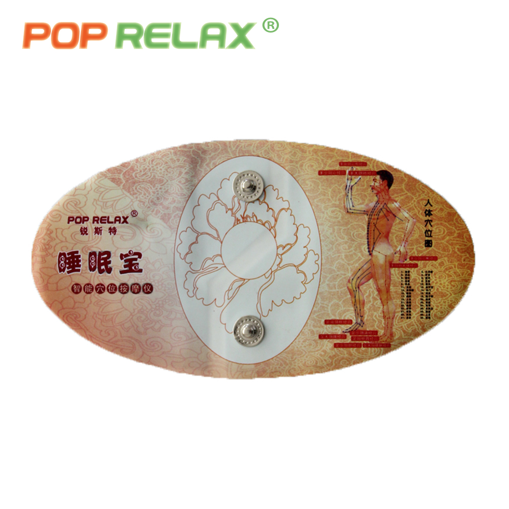 цены POP RELAX spare parts of H898 massager electronic acupuncture pad low frequency device sticker silica paster for multiple uses