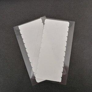 Image 2 - 10 枚 120 個 4 センチメートル * 0.8 センチメートル強力なダブル両面テープステッカースーパーヘアーヘアエクステンションツール