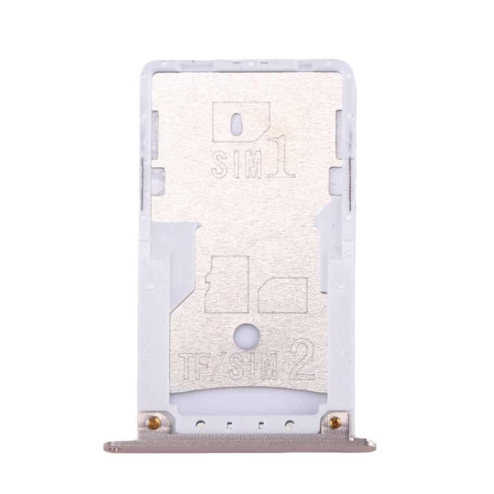 1 шт. новый держатель для sim-карты слот для Xiaomi Redmi Note4 Note 4 4X SIM карта Micro SD карта адаптер держателя слота Запасная часть