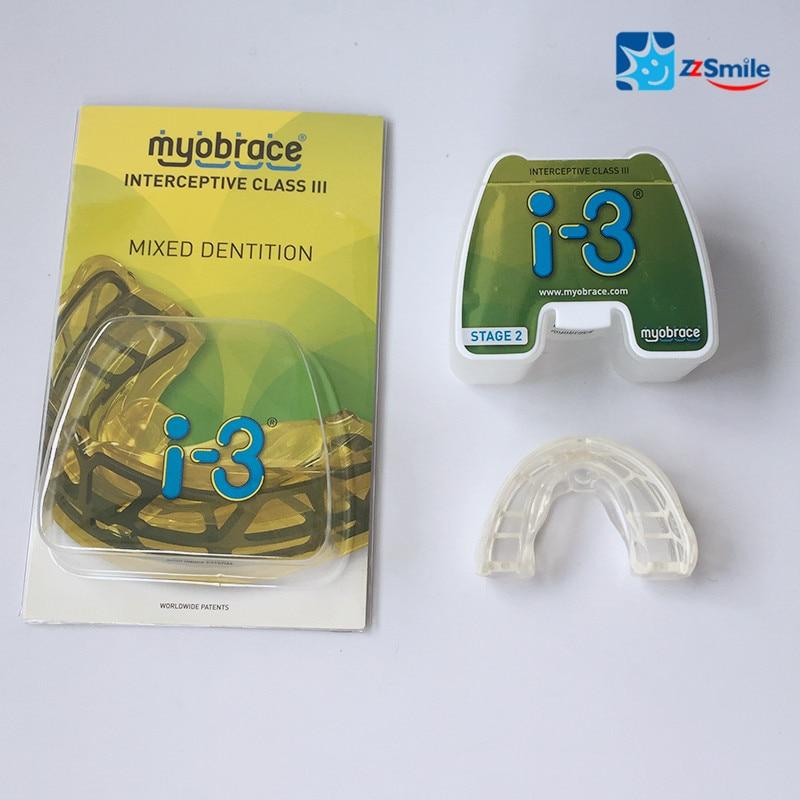 трейнер i3 medium - Dental Orthodontic Teeth Trainer i-3 Medium Size  Teeth Orthodontic Trainer Myobrace i-3 Trainer Use for Children