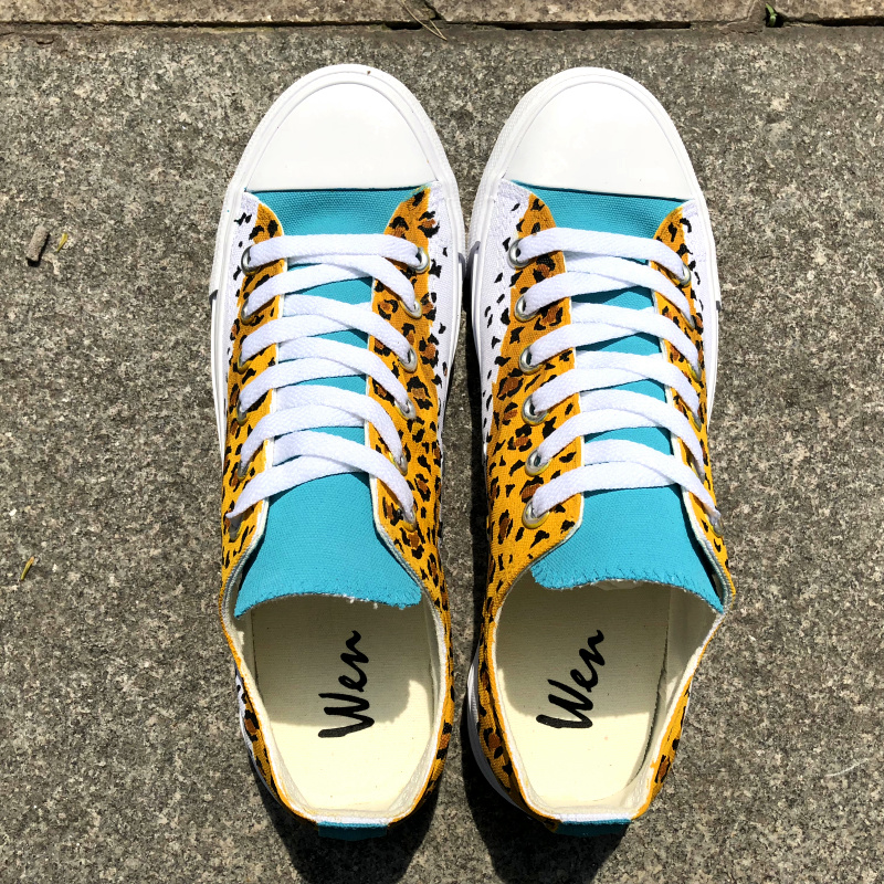 Homme Graffiti Plimsolls Chaussure Pumps Canvas Casual Sports Trainers Sneakers