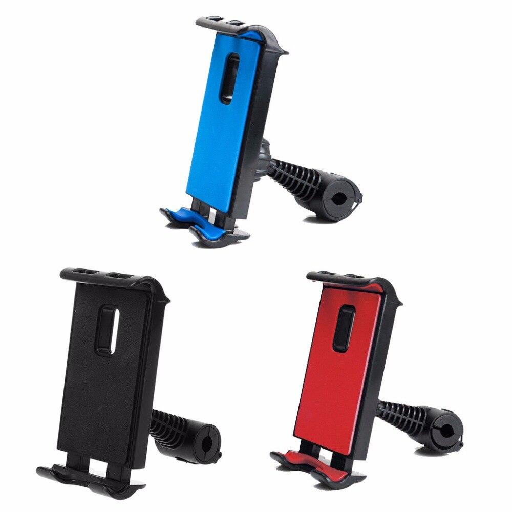 360 Grad Auto Halter Zurück Sitz Tablet Ständer Kopfstütze Halterung Ständer Für Ipad 3,5-11 Zoll Tablet Smart Telefon Moderater Preis