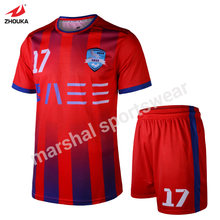 a94b30f1c20 Top quality personalised sublimation soccer jersey sublimation football t  shirt shirt jersey football team jerseys custom