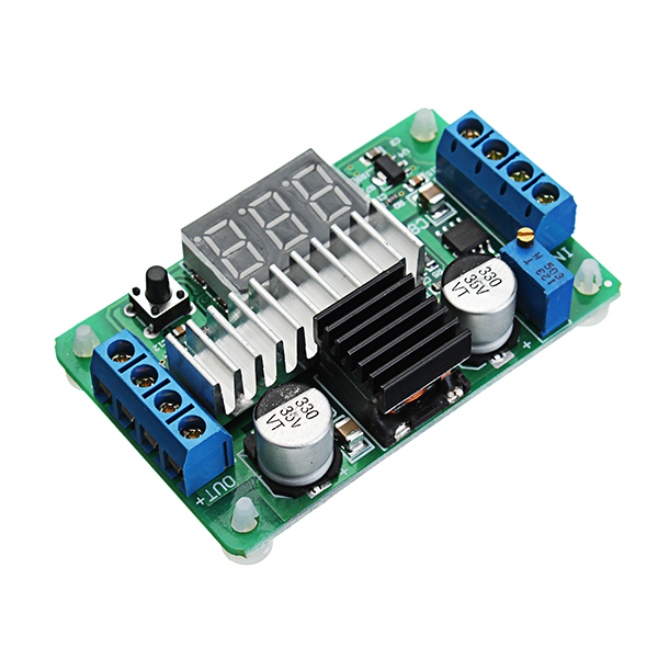 NEW DC-DC 3.5-30V 6A 100W Adjustable High Power Boost Power Module Step Up Board Converter