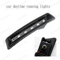 Car LED DRL Daytime Running Light For T/oyota P/rado 2700 FJ150 LC150 2013-2015 4 lines