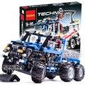 678 unids 3332 technic modelo bloques de construcción de camiones por carretera minicar diecast cars automóvil miniatura niños juguetes compatibles con lego