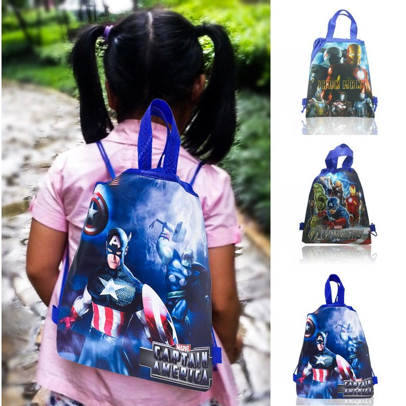 Aliexpress Com Buy Home Utility Gift Birthday Gift Girlfriend Gifts Diy From Reliable Gift Diy: Aliexpress.com : Buy 1PC Avengers Children Drawstring