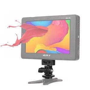Image 5 - Фотовспышка Viltrox с резьбой 1/4 дюйма, Регулируемый угловой полюс для цифрового зеркального фотоаппарата, монитора со светодиодсветильник светкой
