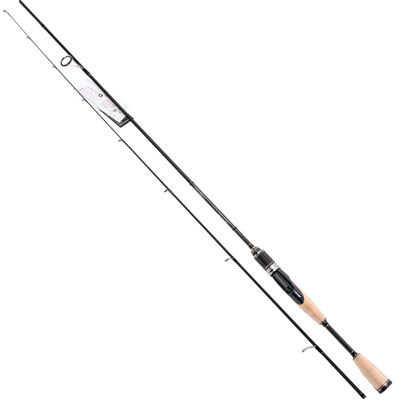 Tsurinoya PRO FLEX S632UL-1.89m 95g UL Action Carbon Lure Fishing Rod Ultra Light Spinning Rod FUJI Guide Reel Seat Soft Rod trulinoya pro flex c652ml 1 95m ml action fuji guide reel seat bait casting rod high carbon 3a cork hanle cast fishing rod pesca