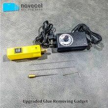 Novecel GR10S OCA инструмент для удаления клея для мобильного телефона ЖК-экран ремонт Электрический мини клей для удаления с регулятором скорости