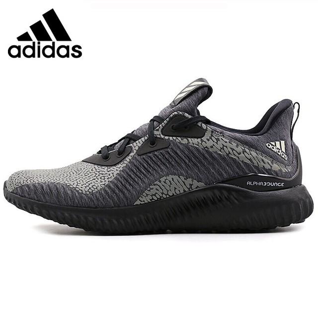 479ee56fd1f10 Original New Arrival Adidas alphabounce hpc ams Men s Running Shoes Sneakers