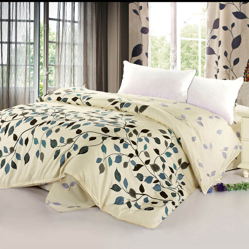 cotton house bed linen