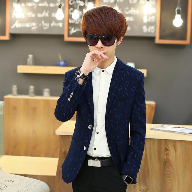 Nuevo Estilo abrigo de Otoño Traje Casual de Negocios de Los Hombres Blazers Set Profesional Formal de Lujo Vestido de Boda Hermoso del Diseño Más Tamaño