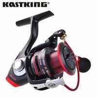 KastKing Sharky II 5000-10000 Series Water Resistant Max Drag 19KG Spinning Reel Lighter Stronger Freshwater Fishing Reel