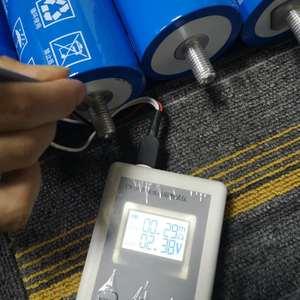 Image 3 - 6 個 LTO 66160 2.4v 40Ah リチウムチタン酸電池セル 2.3v 66160 10C 400A diy パック 12v 14.4v 電源ロングサイクル寿命株式