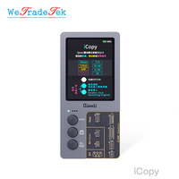 Qianli iCopy LCD Screen Original Color Repair Programmer for iPhone XR XSMAX XS 8P 8 7P 7 Vibration/Touch/Photosensitive Repair