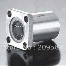 LMK20UU 20 мм квадратный фланец Тип линейный подшипник 20x32x42 мм