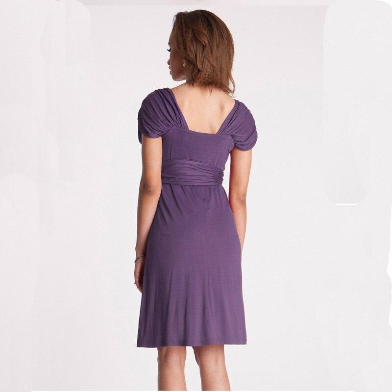 Encantador más ropa de tamaño para las mujeres embarazadas elegante ...