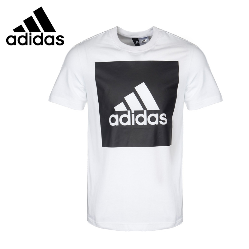 Original New Arrival  Adidas ESS BIGLOGO  Men's T-shirts  short sleeve Sportswear
