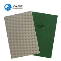 Z LION 1piece Diamond Polishing Sheet 120*180mm Glass Stone Ceramic Abrasive Sanding Paper Diamond Polishing Tool