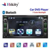 Podofo 2 Din Car DVD Player 7'' Multimedia Player 2din car radio Autoradio Bluetooth USB MP5 DVD FM player for Toyota Corolla