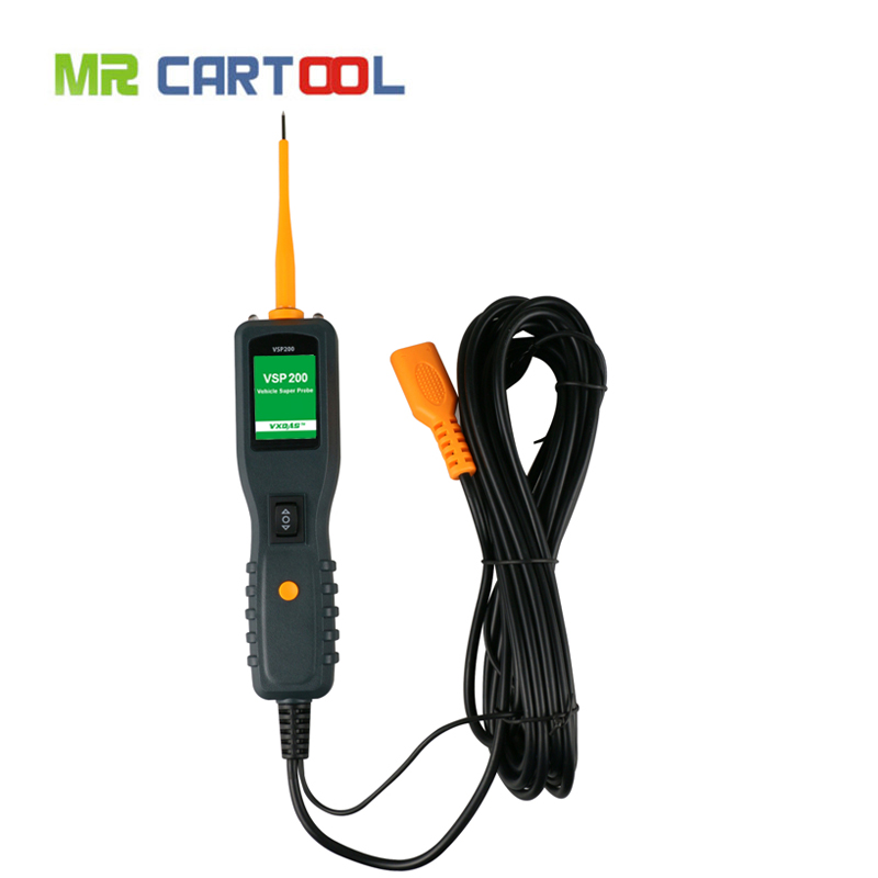 New Generation VXDAS VSP200 Vehicle Super Probe Electrical Systems Diagnostic-Tool Power Probe Automotive Circuit Tester the effect of advertisement on consumer behavior and brand preference