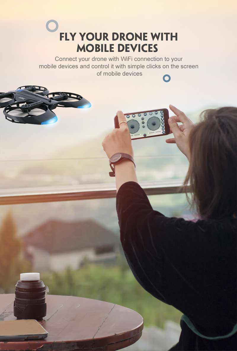 Höhe Voice United Quadcopter 1