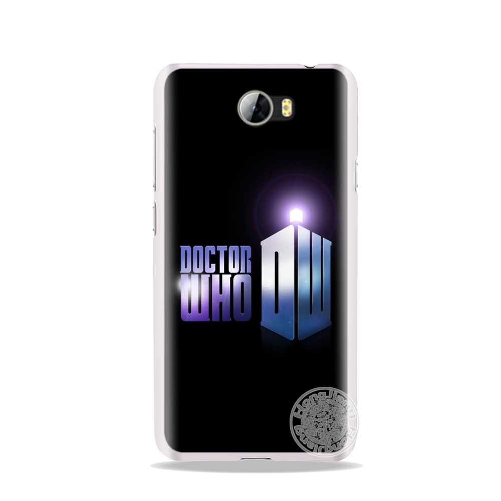 HAMEINUO Doctor Who police box call cell phone Cover Case for Huawei Honor 5A LYO-L21 5.0 inch 6A 6C 6X 9 NOVA PLUS Y3 II 2
