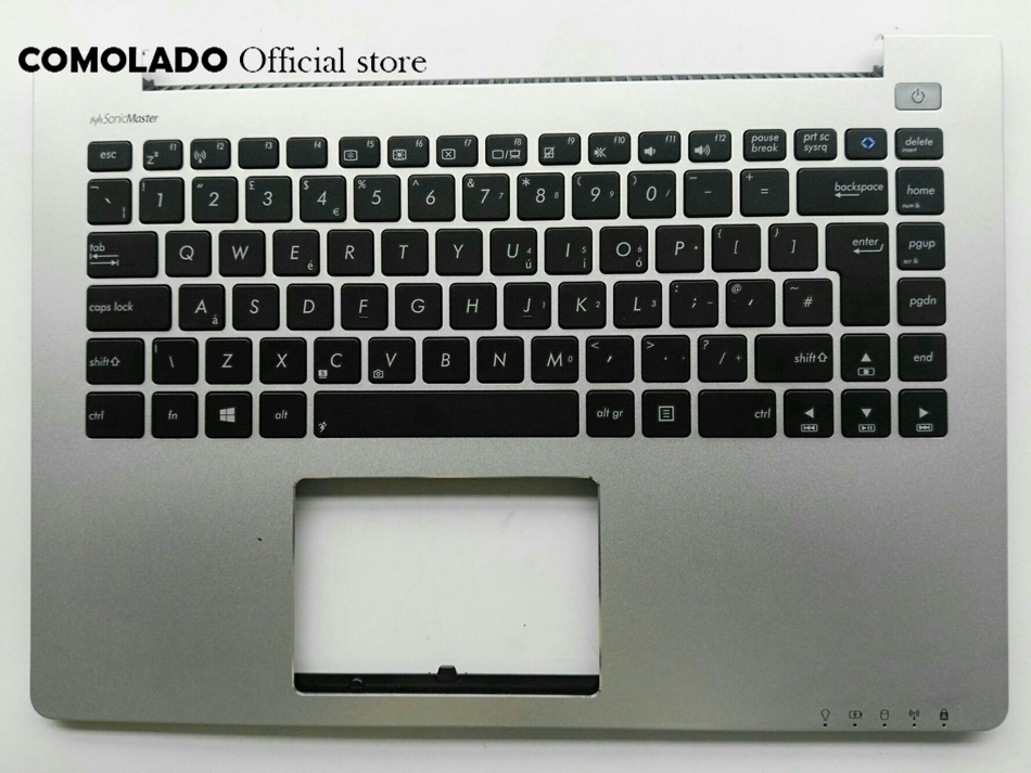 UK Keyboard For Asus S400 S400C S400CA S400E Laptop Keyboard UK LayoutUK Keyboard For Asus S400 S400C S400CA S400E Laptop Keyboard UK Layout