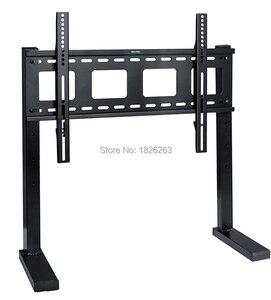 Image 1 - Ağır 32 75 inç LED LCD TV montaj standı VESA 600x400mm için 800x500mm maks. Yükleme 60kgs DSK780