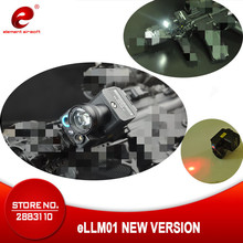 Airsoft Element Weapon ELLM01 Red&IR Laser Infrared Flashlight Softair LED Light Red Dot(Fully functional)NEW Version EX 214