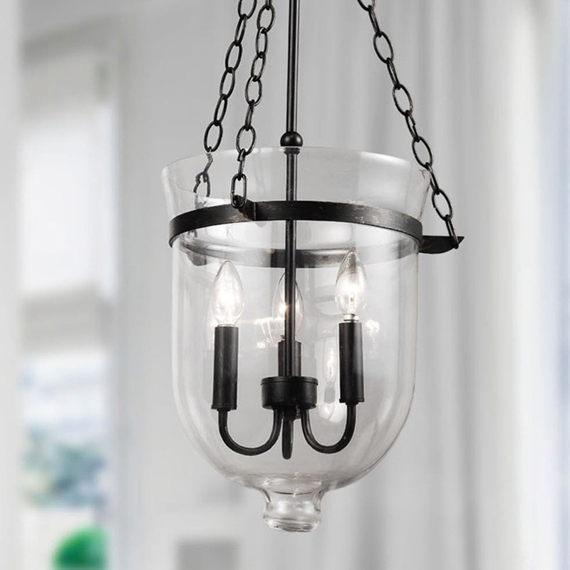 country kitchen pendant lighting american country retro glass pendant lamp nordic loft 6117