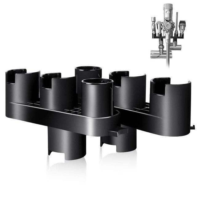 Compatible with Dyson V10 holder, V8, V7 Docks Station Accessory Organizer Holders Wall Mount Accessories