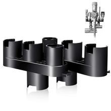 Uyumlu Dyson V10 tutucu, V8, V7 Dock Istasyonu Aksesuarı Organizatör Tutucular Duvar Montaj Aksesuarları