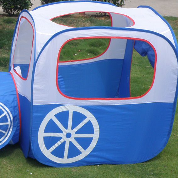 190cm Indoor and outdoor Thomas train tent foldable children game tube house kids park travel picnic facility tent baby toy gift-in Toy Tents from Toys ... & 190cm Indoor and outdoor Thomas train tent foldable children game ...