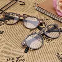 Retro Imitation Wood Reading Glasses For Women Men Unisex Presbyopia Radiation Glasses + 1.0 + 1.5 + 2.0 + 2.5 + 3.0 + 3.5 + 4.0