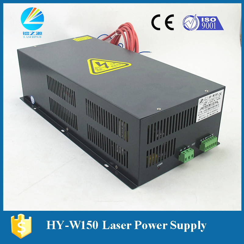 Hair Extensions & Wigs Cloth Co2 Laser Cutter Laser Power Supply Hy-t60 Factory Hongyuan