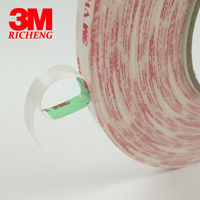 3M Brand Tape 4920 VHB Double Sided Tape Clear Transparent Acrylic VHB 0 4mm Thickness 3M