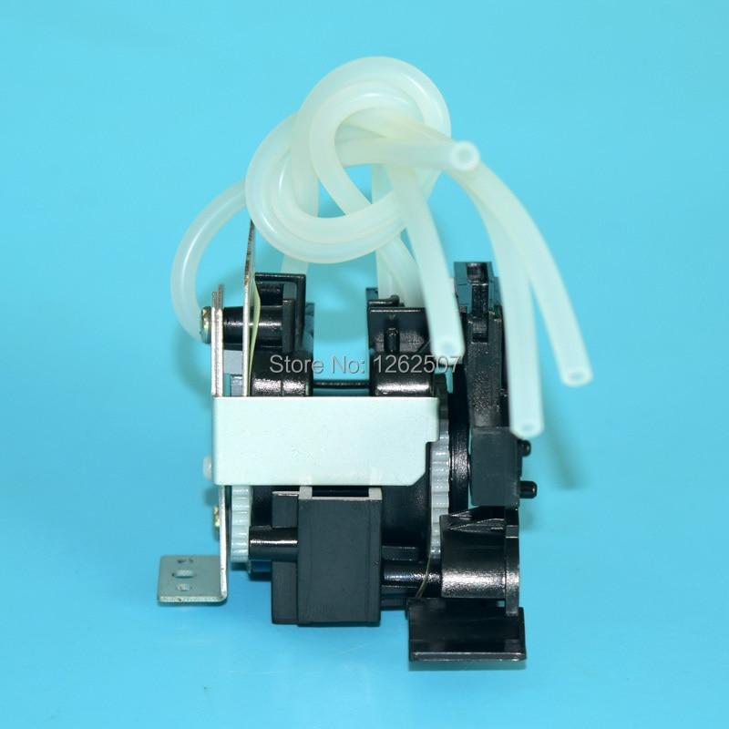 Cleaning station unit Bulk Ink pump For MIMAKI JV22 JV4 For Roland Roland SC-500 540 540EX 1000 SJ-500 540 SC54X 64X 74X Printer dx4 printhead capping station for roland sp 540 vp 540 sj 1000 sj 1045 xj 740 printer cap top