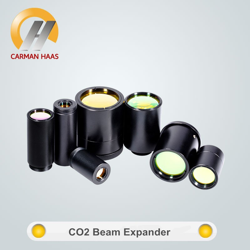 Carmanhaas 2X 2.5X 3X 4X 5X 6X 8X Beam Expander M22*0.75 for Laser Engraving Cutting Machine