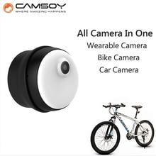 2017 Wearable Mini Camera M1 Bike Micro Camera Internal 8GB Memory 720P HD Body Camera Non-button Design Mini DV DVR Camera