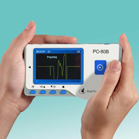 PC 80B Advanced Handheld ECG Monitor Mini Portable LCD Electrocardiogram Heart Monitor Monitoring Health
