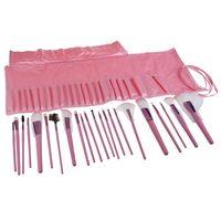 Set of 22PCS Makeup Cosmetic Eyeshadow Eyeliner Powder Blusher Brush Kit