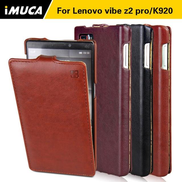 for Lenovo vibe z2 pro case Original Lenovo K920 Case cover luxury leather flip case For Lenovo Vibe Z2 Pro k920 phone cases