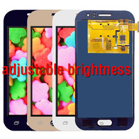 For Samsung Galaxy J1 Ace J110 J110M LCD Display With Touch Screen Digitizer Assembly 100% Tested Adjust Brightness