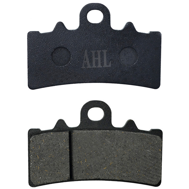 AHL Motorcycle Front & Rear Brake Pad For KTM Duke 125 200 250 390 (4T) RC125 RC390 For BMW C400X 2018 G310R G310GS 2017-2018 2