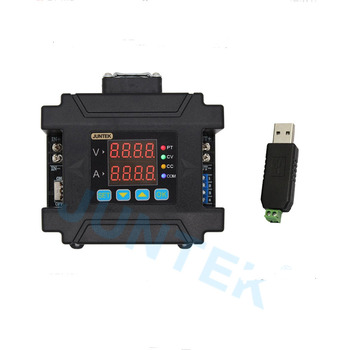 DPM8600-485 Constant Voltage/Current 0-60V 0-5A/8A/16A/24A Communication Power Supply Buck Voltage Converter LCD Voltmeter