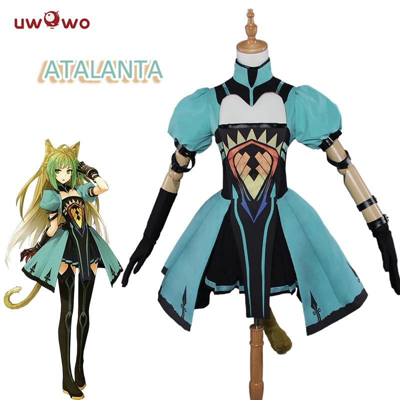 UWOWO Atalanta Cosplay Fate Grand Order Costume Fate Apocrypha Archer - Disfraces