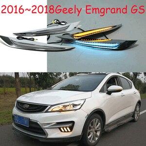 LED, 2016 ~ 2018 Geely Emgrand GS дневной свет, GS противотуманный свет, GS фара; GS задний фонарь, EC8, EC715, EC718